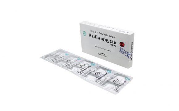Azithromycin 500 mg