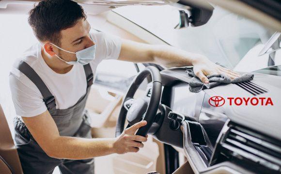 Toyota Home Service